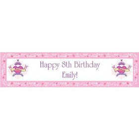 Her Royal Highness Personalized Banner (each)