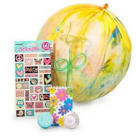 Hippie Chick Favor Kit (for 1 Guest)