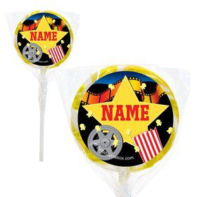 "Hollywood Personalized 2"" Lollipops (20 Pack)"