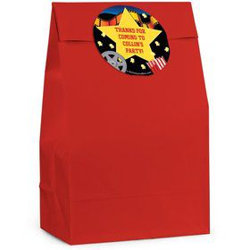 Hollywood Personalized Favor Bag (Set Of 12)
