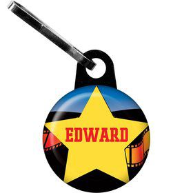 Hollywood Personalized Zipper Pull (each)