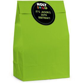 Holy Bleep Personalized Favor Bag (Set Of 12)