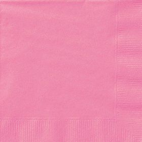 Hot Pink Luncheon Napkins (20 Count)