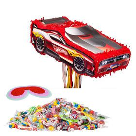 Hot Wheels Pinata Kit