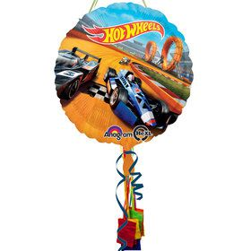Hot Wheels Pull String Economy Pinata