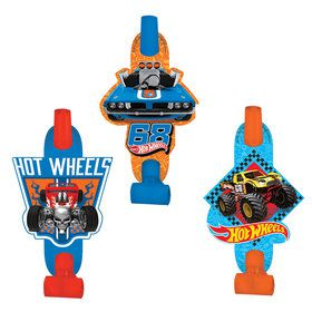 Hot Wheels Wild Racer Blowouts (8 Count)