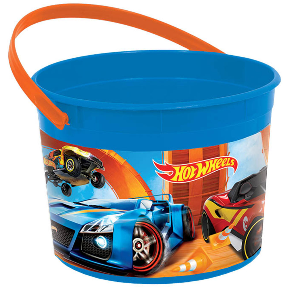 Hot Wheels Wild Racer Favor Container (Each) BB261551