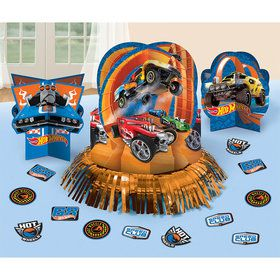 Hot Wheels Wild Racer Table Decorating Kit (Each)