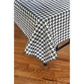 Houndstooth Tablecover (1)