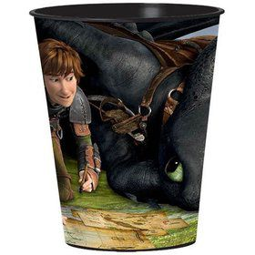 How to Train Your Dragon 16oz Favor Cup (Each)