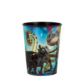 How to Train Your Dragon 16oz Plastic Favor Cup (1)