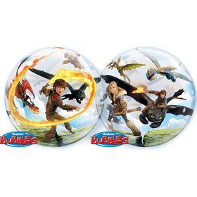 "How to Train Your Dragon 22"" Bubble Balloon (Each)"