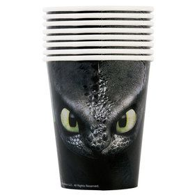 How to Train Your Dragon 9oz Paper Cups (8)