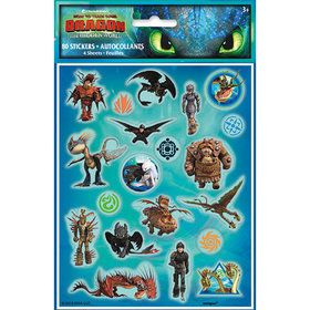How to Train Your Dragon Sticker Sheets (4)