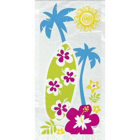 Hula Beach Party Cello Bags (20 Pack)