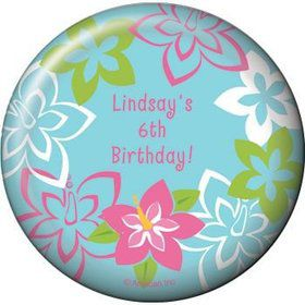 Hula Girl Personalized Magnet (each)