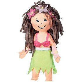 Hula Girl Pinata (each)