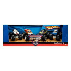Hw Monster Jam Favorites Asst