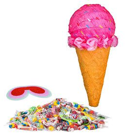 Ice Cream Pinata Kit