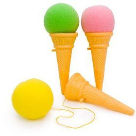 Ice Cream Punch Cone (each)