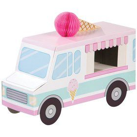 Ice Cream Truck Centerpiece