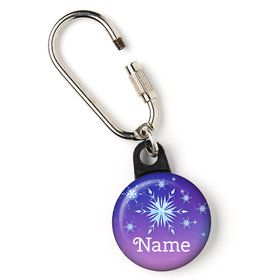 "Ice Princess Personalized 1"" Carabiner (Each)"
