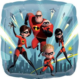 "Incredibles 2 18"" Balloon (1)"