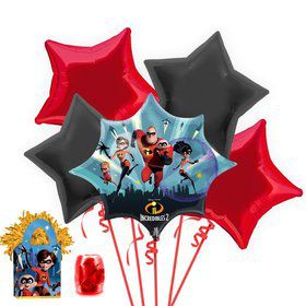 Incredibles 2 Balloon Bouquet Kit