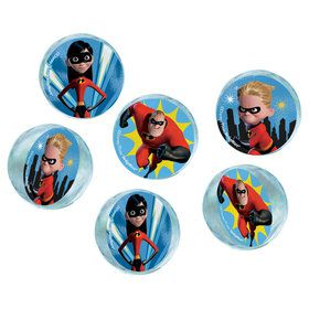 Incredibles 2 Bounce Balls (6)