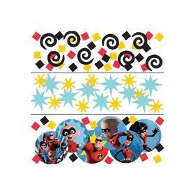 Incredibles 2 Confetti