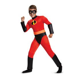 Incredibles 2 Dash Classic Muscle Child Costume