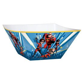 Incredibles 2 Paper Bowls (3)