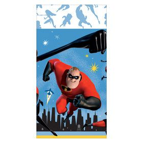 Incredibles 2 Plastic Table Cover (1)