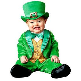 Infant Toddler St. Patrick's Costume