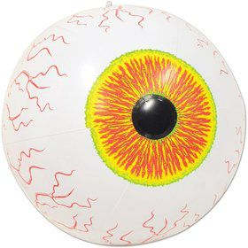 "Inflatable 24"" Eyeball (Each)"
