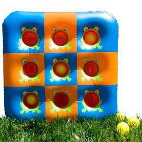Inflatable 3 In-a-row Game (each)