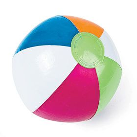 "Inflatable Beach Ball 8"" (12)"