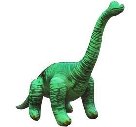 Inflatable Brachiosaurus