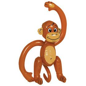 Inflatable Monkey (Small)