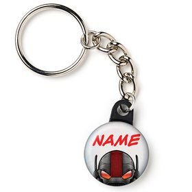 "Insect Man Personalized 1"" Mini Key Chain (Each)"