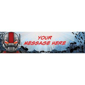 Insect Man Personalized Banner (Each)