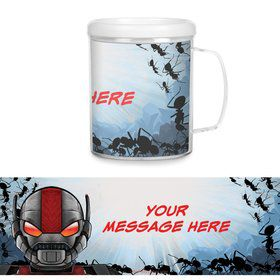 Insect Man Personalized Favor Mug (Each)