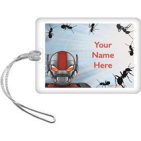 Insect Man Personalized Luggage Tag (Each)