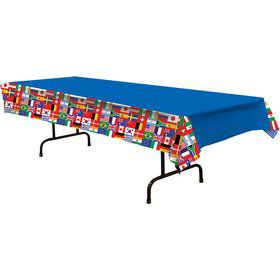 International Party Table Cover (Each)