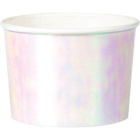 Iridescent Treat Cups (6)