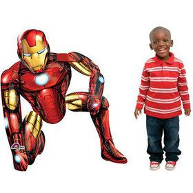 "Ironman 46"" Airwalker Balloon (Each)"