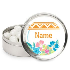 Island Princess Personalized Mint Tins (12 Pack)