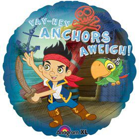 "Jake And The Never Land Pirates 18"" Balloon (Each)"
