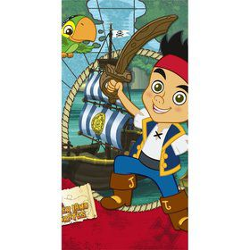 Jake And The Never Land Pirates Table Cover (each)