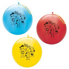 "Jake and the Neverland Pirates 12"" Punch Balloon (Each)"